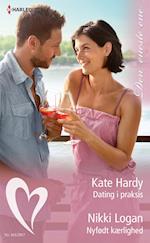 Dating i praksis/Nyfødt kærlighed af Kate Hardy, Nikki Logan