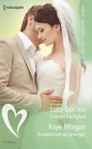 Uventet kærlighed/Kronprinsen og arvingen af Lucy Gordon, Raye Morgan