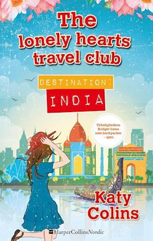 Bog, hæftet Destination - India af Katy Colins