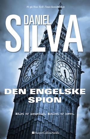 Bog, paperback Den engelske spion af Daniel Silva