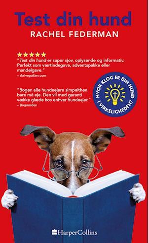 Bog, paperback Test din hund af Rachel Federman