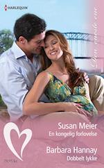 En kongelig forlovelse/Dobbelt lykke af Susan Meier, Barbara Hannay