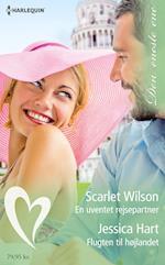 En uventet rejsepartner/Flugten til højlandet af Jessica Hart, Scarlet Wilson