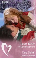 Et kærlighedsprojekt/Frøken mistelten af Cara Colter, Susan Meier