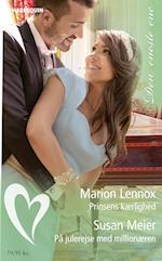 Prinsens kærlighed/På julerejse med millionæren af Marion Lennox, Susan Meier