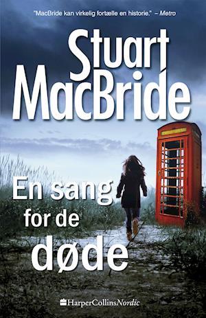 Bog hæftet En sang for de døde af Stuart MacBride
