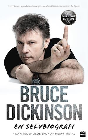 Bruce Dickinson - en selvbiografi