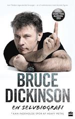 Bruce Dickinson - en selvbiografi af Bruce Dickinson