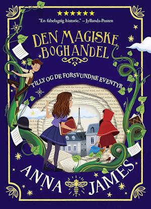 Den magiske boghandel - Tilly og de forsvundne eventyr