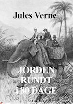 Jorden rundt i 80 dage af Jules Verne
