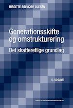 Generationsskifte og omstrukturering