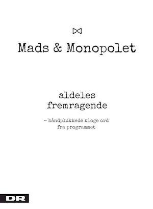 Mads & Monopolet - aldeles fremragende