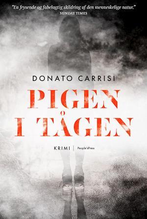donato carrisi Pigen i tågen fra saxo.com