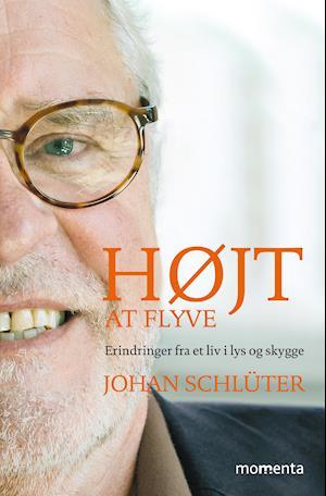 Højt at flyve af Johan Schlüter