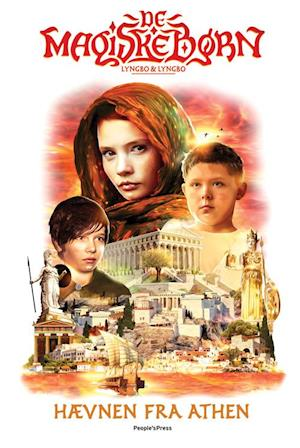 lasse lyngbo – Hævnen fra athen - de magiske børn 2 fra saxo.com