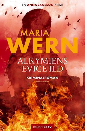 anna jansson – Alkymiens evige ild på saxo.com