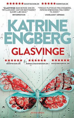 katrine engberg Glasvinge pb fra saxo.com