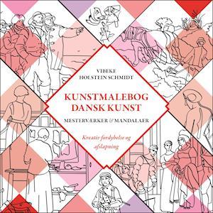 Kunstmalebog dansk kunst