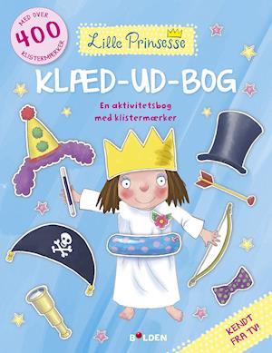 Lille prinsesse klæd-ud-bog fra tony ross fra saxo.com