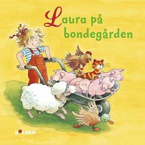 Billede af Laura på bondegården-Liane Schneider-Bog