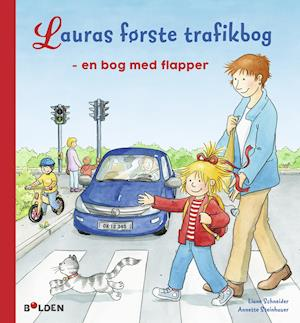 Lauras første trafikbog