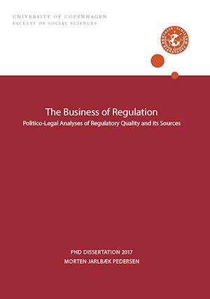 The Business of Regulation af Morten Jarlbæk Pedersen