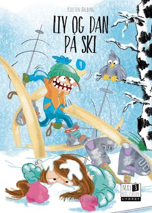 Liv og Dan på ski
