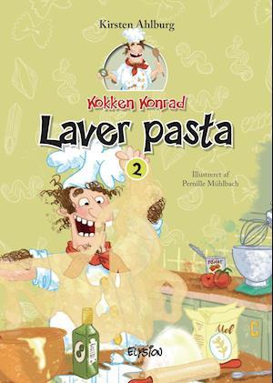 Kokken konrad laver pasta