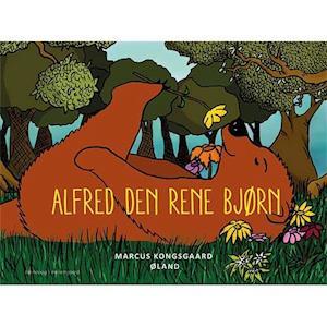 Alfred, den rene bjørn fra marcus kongsgaard øland fra saxo.com