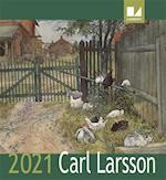Carl Larsson kalender 2021