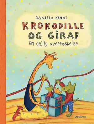Krokodille og Giraf - En dejlig overraskelse