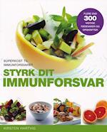Styrk dit immunforsvar af Hartvig, Kirsten