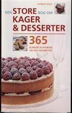 Den store bog om kager & desserter