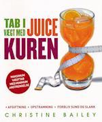 Tab i vægt med juice kuren af Christine Bailey
