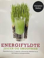 Energifyldte juicer og smoothies af Christine Bailey