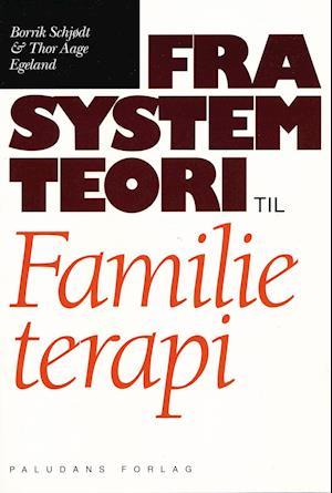 Fra systemteori til familieterapi