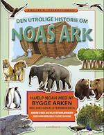Den utrolige historie om Noas ark (Bibelske klistermærkebøger)
