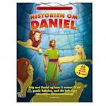 Historien om Daniel (klistermærkebog) (Bibelske klistermærkebøger)