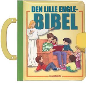 Bog papbog Den lille englebibel af Noelle Huntington