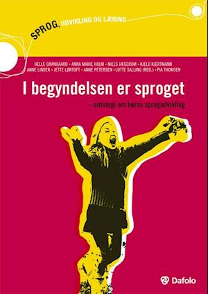 Billede af I begyndelsen er sproget-Helle Grangaard-Bog