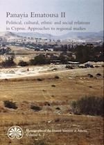 Panayia ematousa (Monographs of the Danish Institute at Athens)