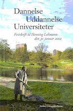 Dannelse, uddannelse, universiteter af Henning Lehmann