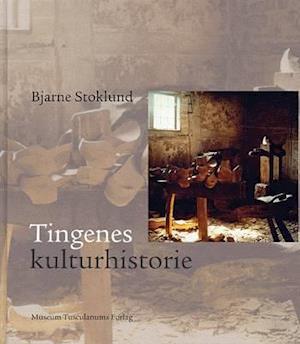 Bog hæftet Tingenes kulturhistorie af Bjarne Stoklund