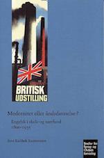 Modernitet eller åndsdannelse? (Studier fra sprog- og oldtidsforskning, nr. 339)