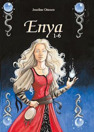 Bog indbundet Enya 1-6 af Josefine Ottesen