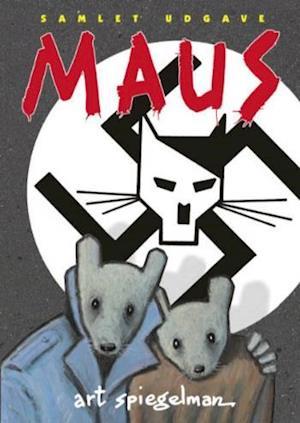 Bog indbundet Maus af Art Spiegelman