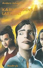 Kærlighedens labyrint (Modtryks børne- og ungdomsbøger)