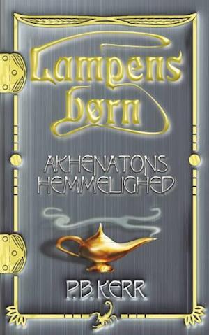 Bog, hæftet Akhenatons hemmelighed af P. B. Kerr