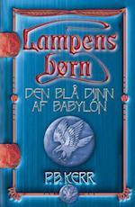 Den Blå Djinn af Babylon (Lampens børn)