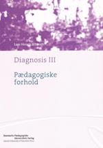 Diagnosis 3 af Lars Henrik Schmidt